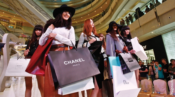 CHINA SHOPPERS