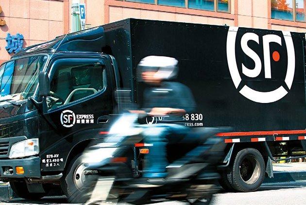 china eCommerce logistics