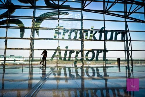 Frankfurt Airport omni channel