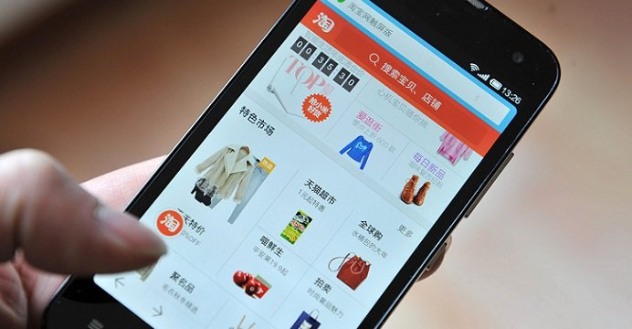 China mobile commerce