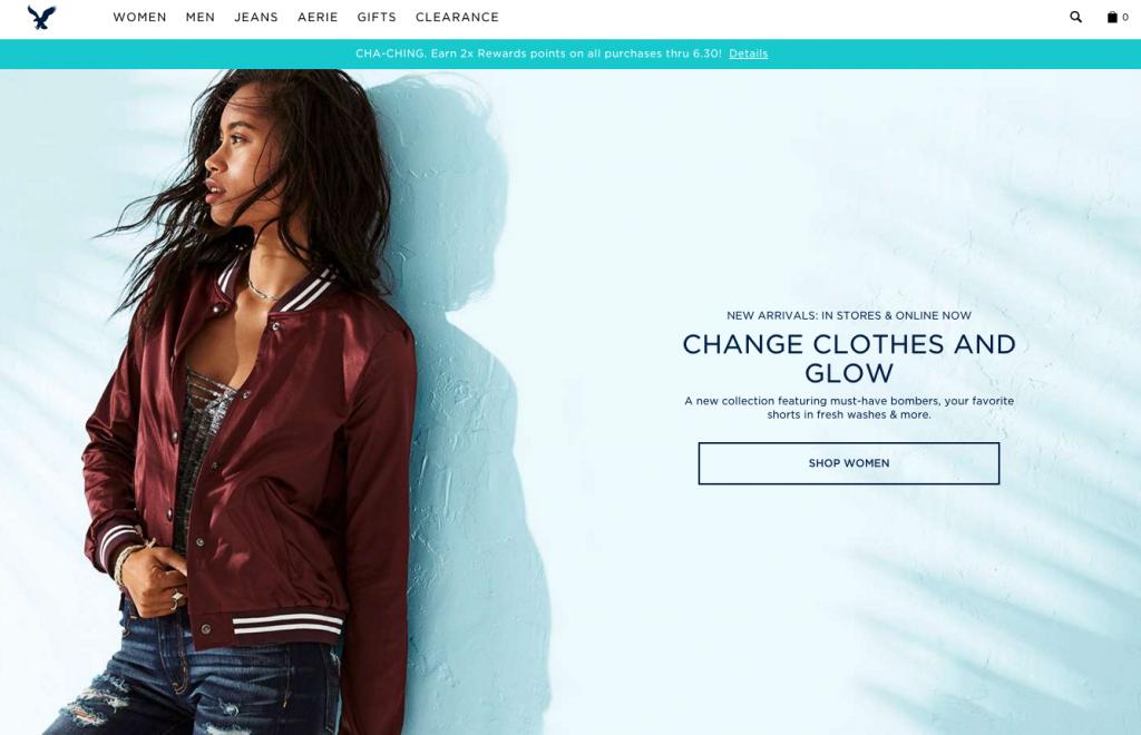 responsive design eCommerce