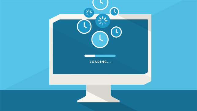 China eCommerce development reduce page loading time