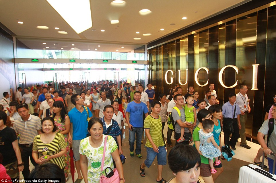 China eCommerce busy season slow season
