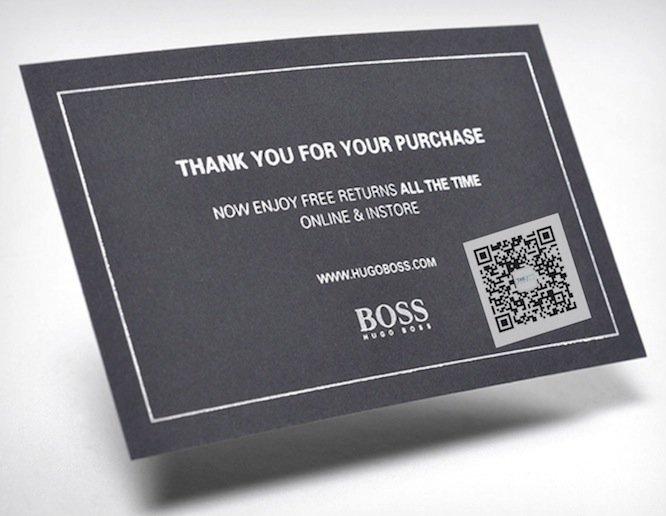 Boss QR Code