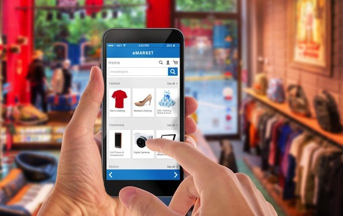 China mobile eCommerce TMO Group