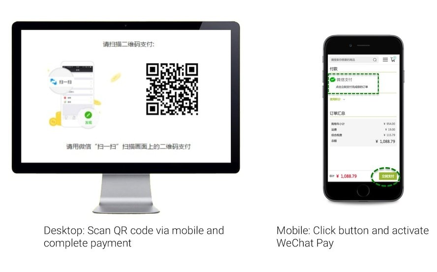 Magento China localization Payment Alipay WeChat Pay