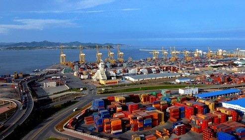 dalian free trade zone