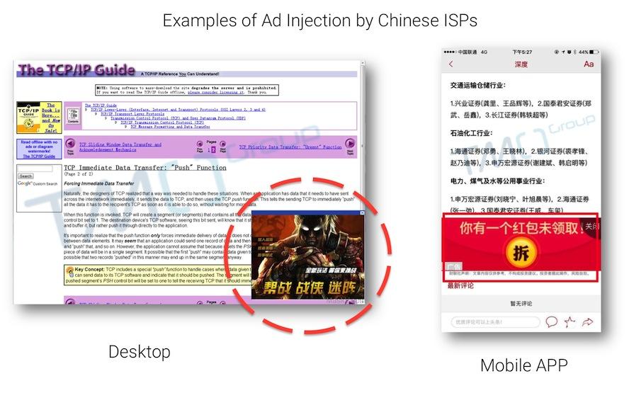 China eCommerce security HTTPS