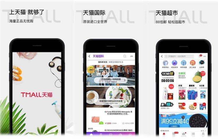China eCommerce ecosystem