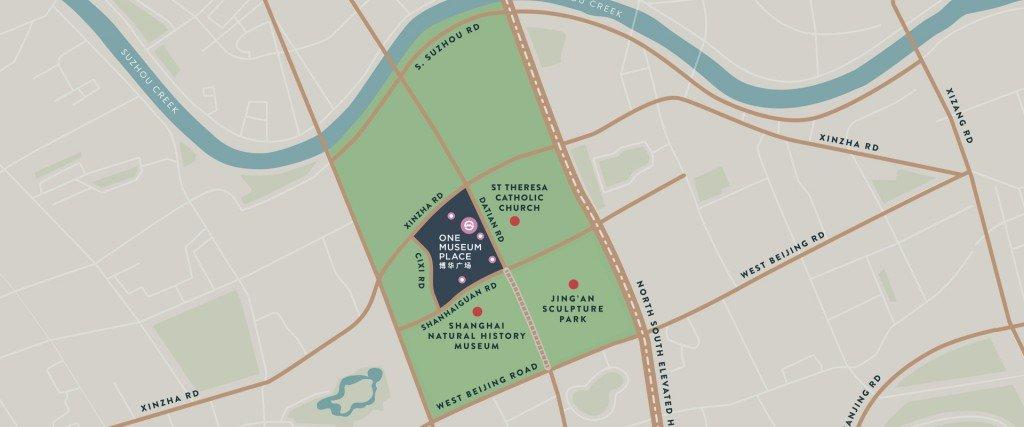 One-museum-place-UI-design-TMO-hines-map-shanghai