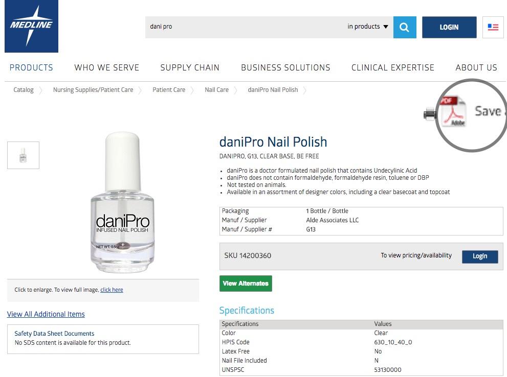 medline-b2b-ecommerce-pdf-product