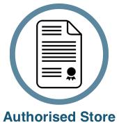Authorised Store