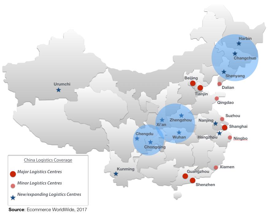 China Logistics Infrastructure