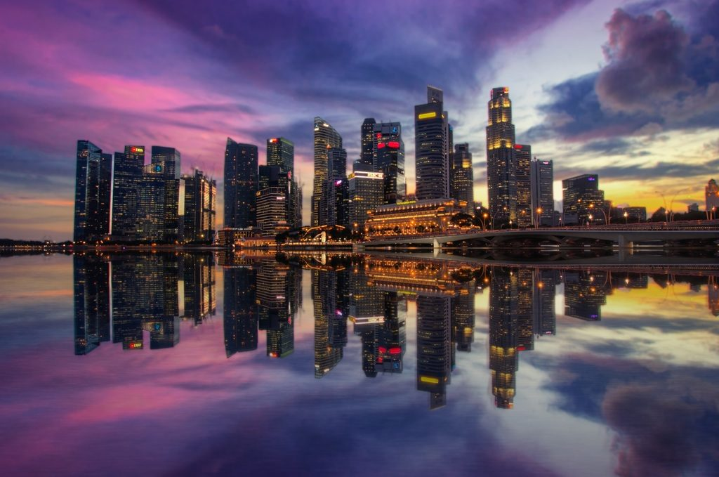 Singapore southeast asia ecommerce