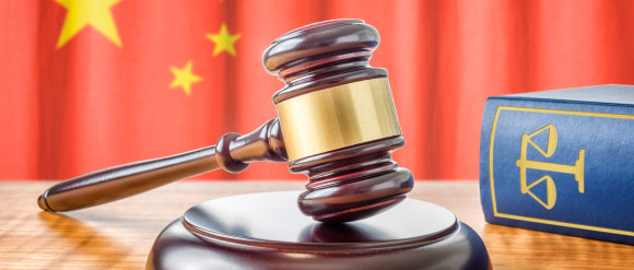 China new ecommerce law