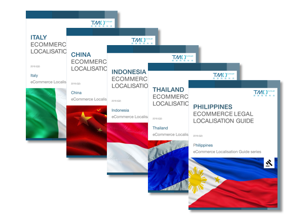 eCommerce Legal Localisation Guide covers