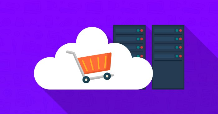 china ecommerce cloud hosting - storage
