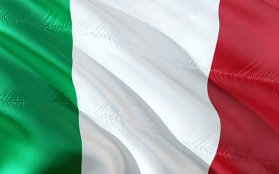 Italy Market Localisation Guide Flag
