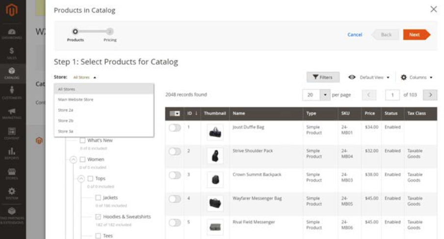 Magento2-B2B-Features-Personalized-Catalogs