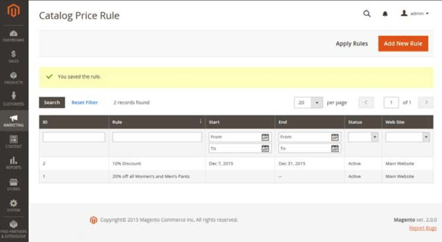 Magento2-B2B-Features-Smart-Shopping-Rules