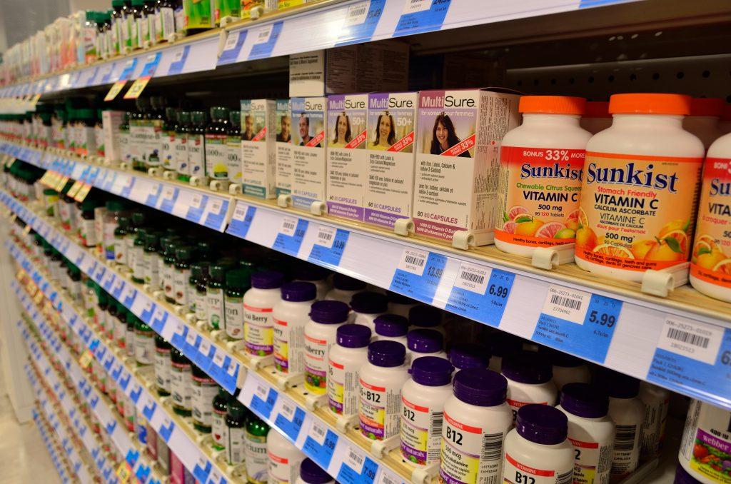 Coronavirus health supplements
