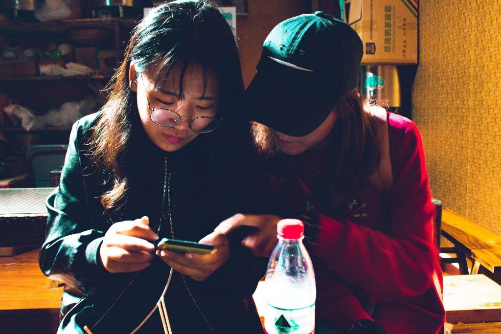 chinese cosmetics women