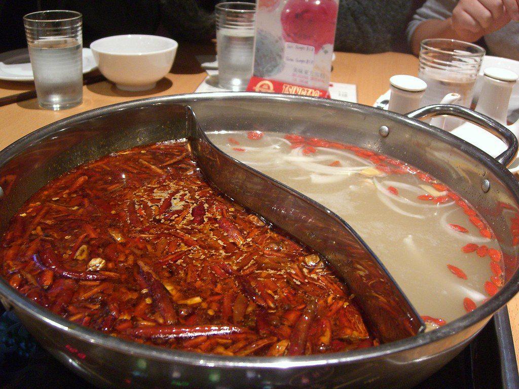 Chinese ecommerce coronavirus hot pot