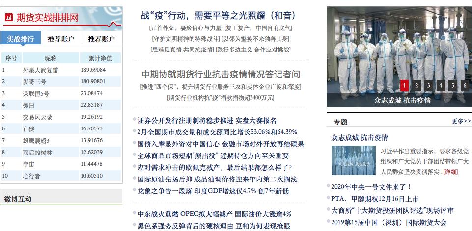 Chinese website design