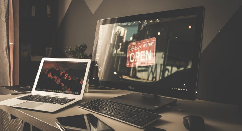ecommerce platform desktop