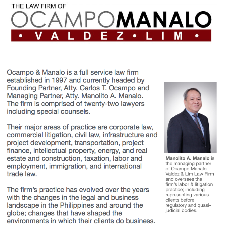 philippines ecommerce legal firm