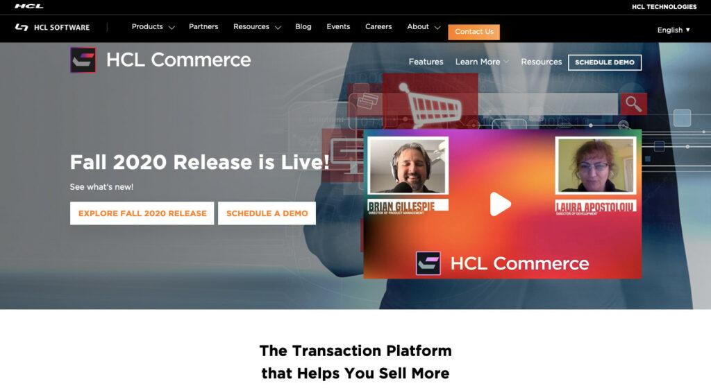 HCL Commerce
