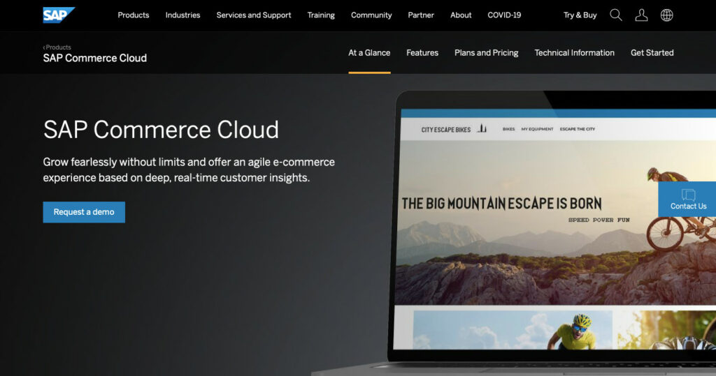 SAP Commerce (Hybris)