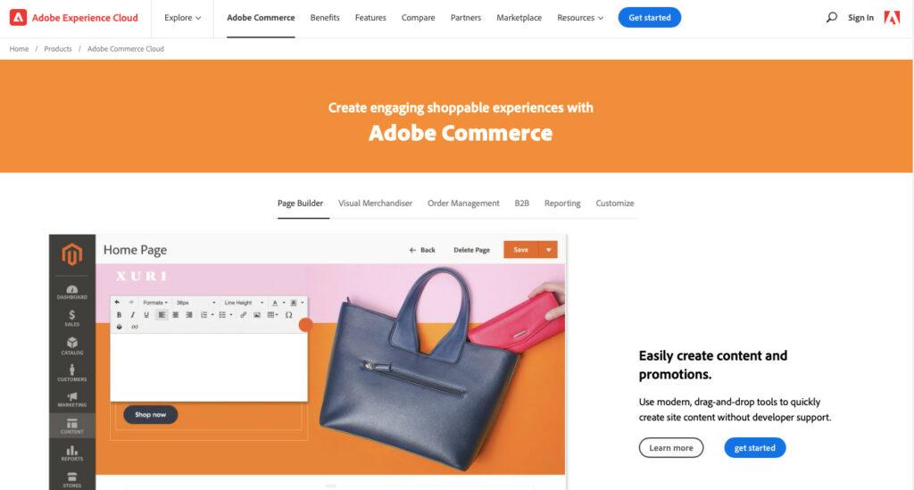 Magento Adobe Commerce