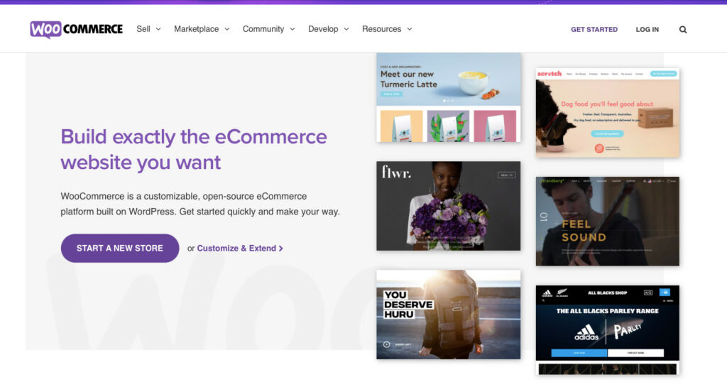 WooCommerce, WordPress plugin for eCommerce