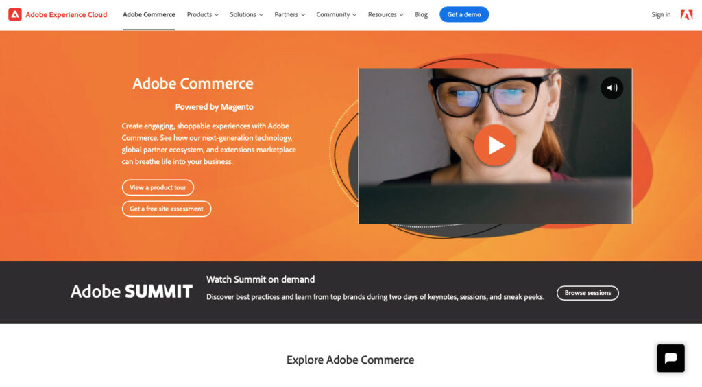 Magento in 2021. New name: Adobe Commerce