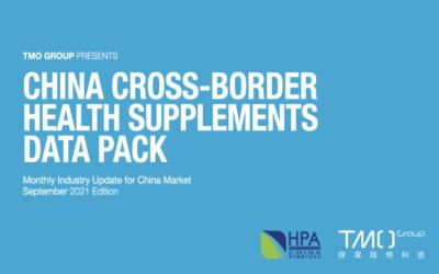 TMO Health Supplements Data Pack 202109